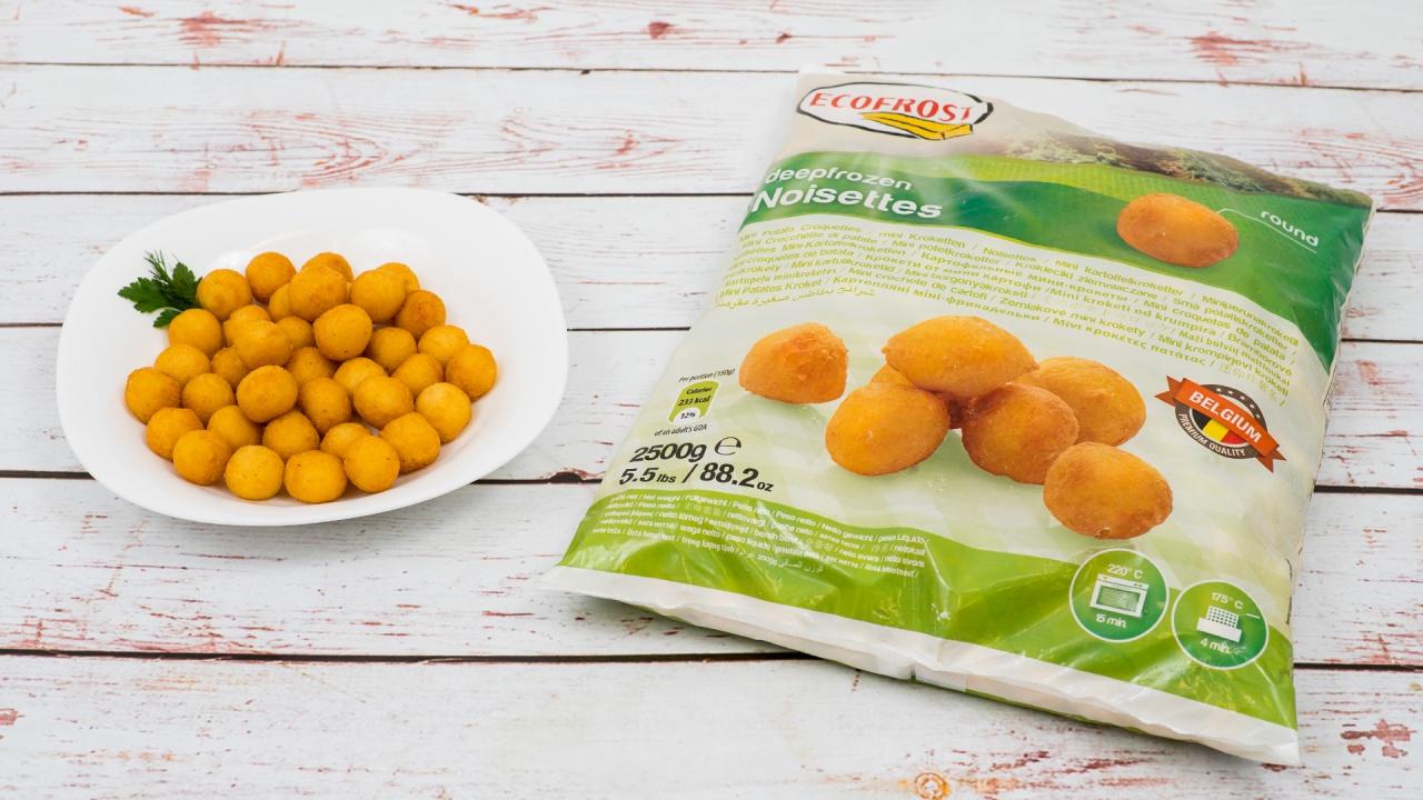 Product #101 image - Cartofi 2.5 kg noisettes