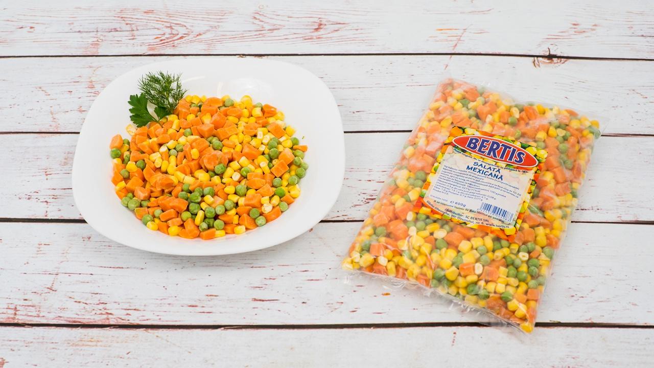 Product #125 image - Mexikói saláta 600 g