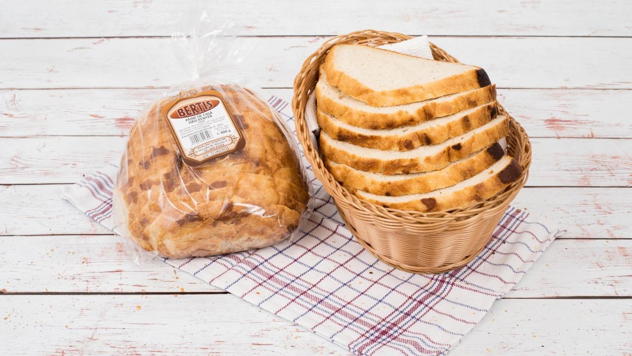 Product #177 image - Pâine de casă feliată 800 g