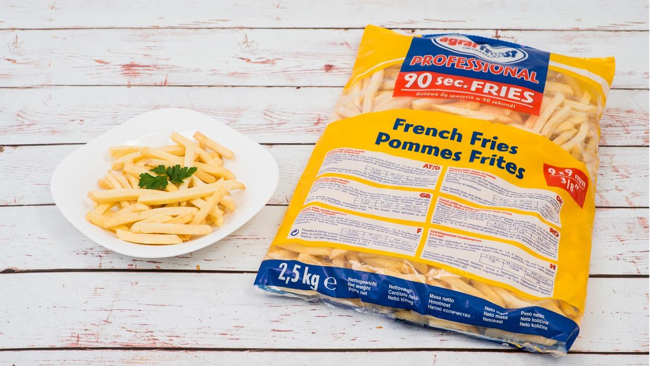 Product #98 image - Cartofi 2.5 kg Inter. cal. I